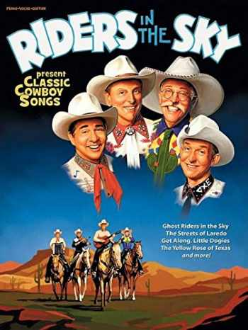 9781423486558-1423486552-Riders in the Sky - Classic Cowboy Songs