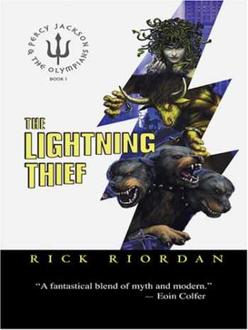 9780786282258-0786282258-The Lightning Thief (Percy Jackson and the Olympians, Book 1)