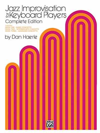 9780769294162-0769294162-Jazz Improvisation for Keyboard Players: Complete Edition