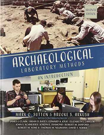 9781524979553-1524979554-Archaeological Laboratory Methods: An Introduction
