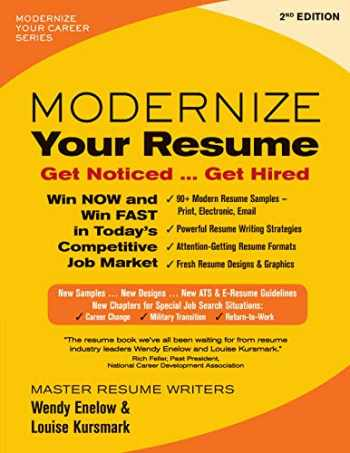9780996680325-0996680322-Modernize Your Resume: Get Noticed...Get Hired (Modernize Your Career)