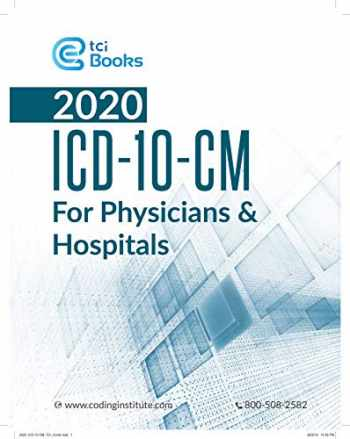 9781635276626-1635276624-ICD-10 Code Changes - ICD 10 Code Book - 2020 ICD-10-CM for Physicians & Hospitals