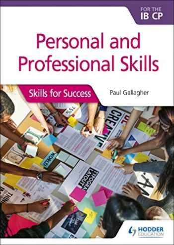 9781510446601-1510446605-Personal & professional skills for the IB CP: Skills for Success