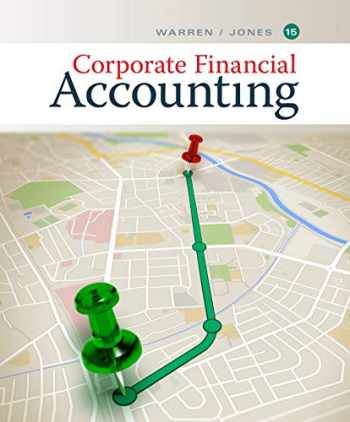9781337734097-1337734098-Bundle: Corporate Financial Accounting, Loose-leaf Version, 15th + CengageNOWv2, 1 term Printed Access Card