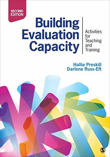 9781483334325-1483334325-Building Evaluation Capacity: Activities for Teaching and Training