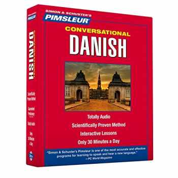 9781442377288-1442377283-Pimsleur Danish Conversational Course - Level 1 Lessons 1-16 CD: Learn to Speak and Understand Danish with Pimsleur Language Programs (1)