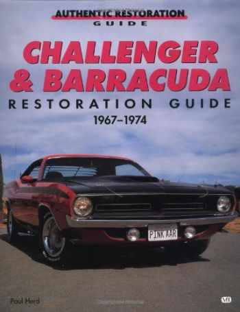 9780760302071-0760302073-Challenger and Barracuda Restoration Guide, 1967-74 (Motorbooks Workshop)
