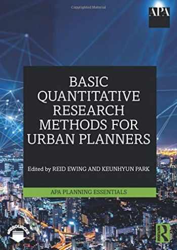 9780367343248-036734324X-Basic Quantitative Research Methods for Urban Planners (APA Planning Essentials)