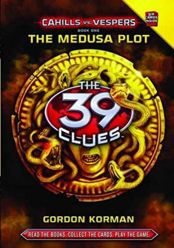 9780545298391-0545298393-The Medusa Plot (The 39 Clues: Cahills vs. Vespers, Book 1)