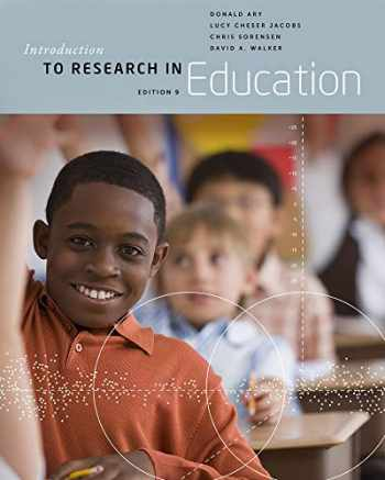 9781133596745-1133596746-Introduction to Research in Education