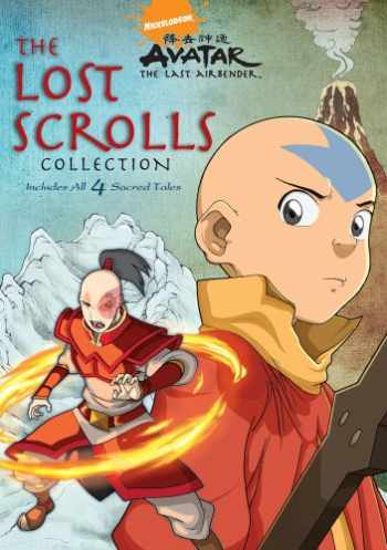 9781416978220-1416978224-The Lost Scrolls Collection (Avatar)