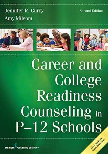 9780826136145-0826136141-Career and College Readiness Counseling in P-12 Schools, Second Edition