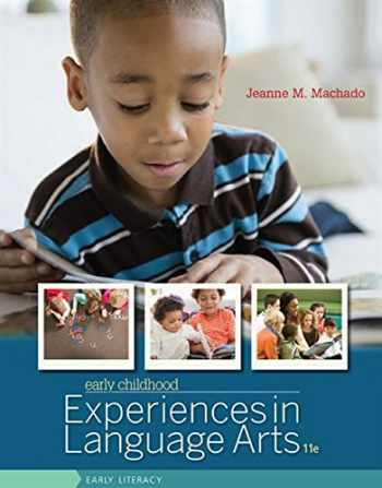 9781305088931-130508893X-Early Childhood Experiences in Language Arts: Early Literacy