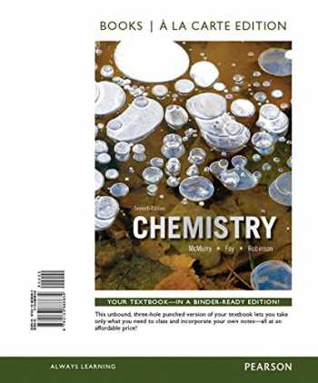 9780133900811-0133900819-Chemistry, Books a la Carte Plus Mastering Chemistry with eText -- Access Card Package (7th Edition)