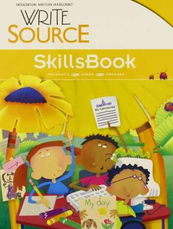 9780547484365-0547484364-Write Source: SkillsBook Student Edition Grade 2