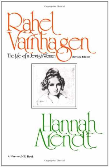 9780156761000-0156761009-Rahel Varnhagen: The Life of a Jewish Woman-revised edition (English and German Edition)