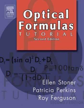 9780750675048-0750675047-Optical Formulas Tutorial