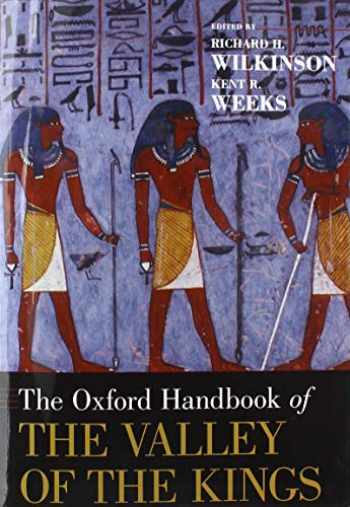 9780190052072-0190052074-The Oxford Handbook of the Valley of the Kings (Oxford Handbooks)