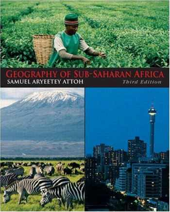 9780136056317-0136056318-Geography of Sub-Saharan Africa (3rd Edition)