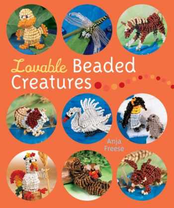 9781402728662-1402728662-Lovable Beaded Creatures