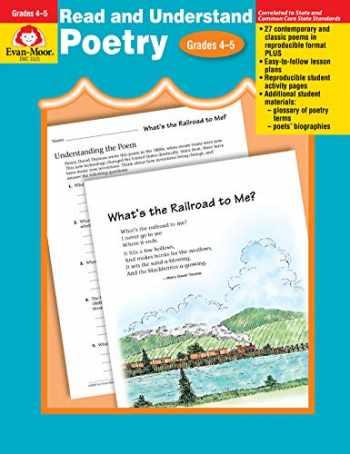 9781557999931-1557999937-Read & Understand Poetry, Grades 4-5