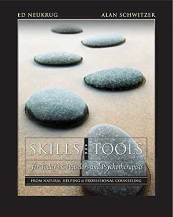9780534644901-0534644902-Skills and Tools for Today's Counselors and Psychotherapists: From Natural Helping to Professional Counseling (with DVD) (Skills, Techniques, & Process)
