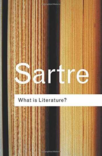 9780415254045-0415254043-What is Literature? (Routledge Classics)