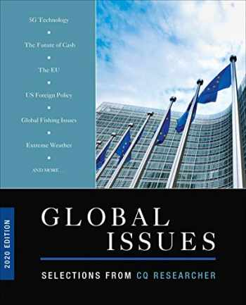 9781544374475-154437447X-Global Issues 2020 Edition: Selections from CQ Researcher