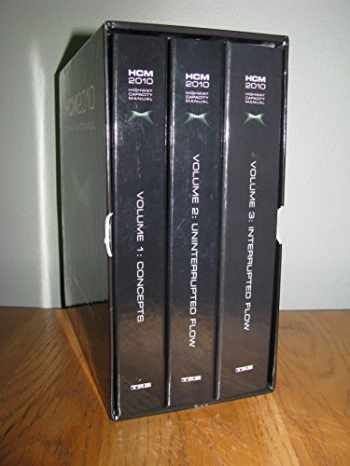 9780309160773-0309160774-Highway Capacity Manual: HCM 2010 (3 Volume Set)
