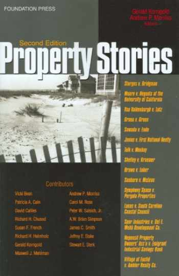 9781599413754-1599413752-Property Stories (Law Stories)