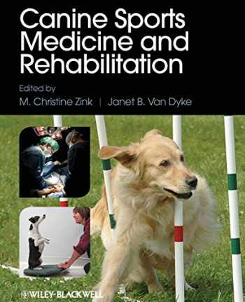9780813812168-081381216X-Canine Sports Medicine and Rehabilitation