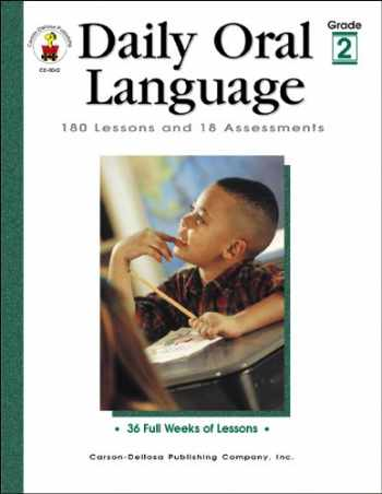 9780887246463-088724646X-Daily Oral Language, Grade 2: 180 Lessons and 18 Assessments (Daily Series)