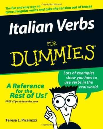 9780471773894-0471773891-Italian Verbs For Dummies