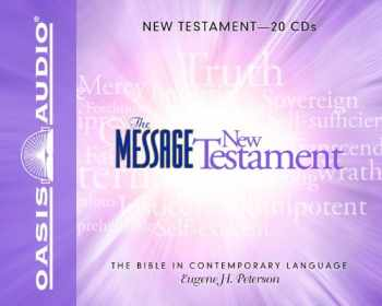 9781598594607-1598594605-The Message Bible: New Testament