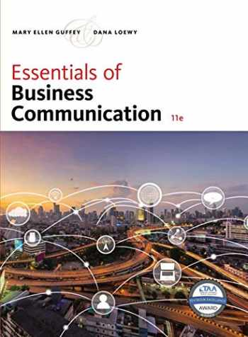 9781337386494-1337386499-Essentials of Business Communication