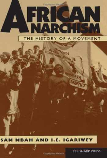 9781884365058-1884365051-African Anarchism