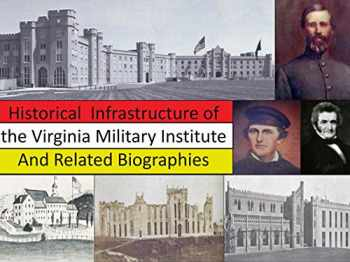 9781732517974-1732517975-Historical Infrastructure of the Virginia Military Institute and Related Biographies