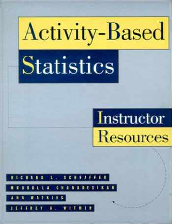9780387945972-0387945970-Activity-Based Statistics: Instructor Resources