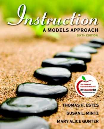 9780137046737-0137046731-Instruction: A Models Approach (6th Edition)