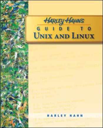9780073133614-0073133612-Harley Hahn's Guide to Unix and Linux
