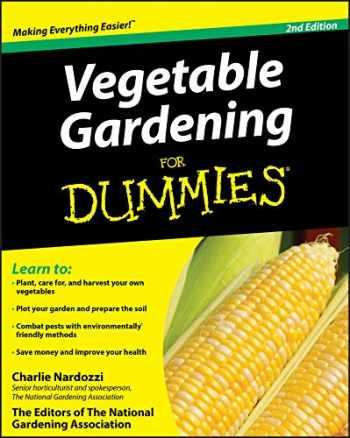 9780470498705-0470498706-Vegetable Gardening For Dummies