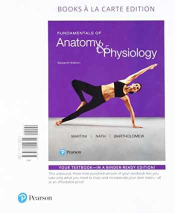 9780134478753-0134478754-Fundamentals of Anatomy & Physiology, Books a la Carte Plus Mastering A&P with Pearson eText -- Access Card Package (11th Edition)