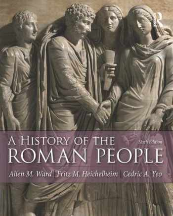 9780205846795-0205846793-A History of the Roman People (6th Edition)