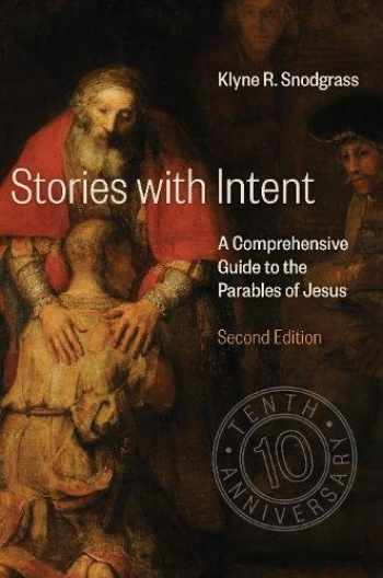 9780802875693-0802875696-Stories with Intent: A Comprehensive Guide to the Parables of Jesus