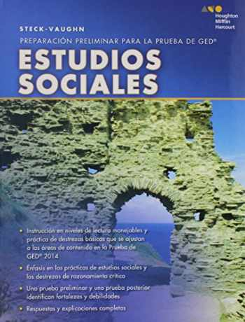 9780544517554-0544517555-Steck-Vaughn Pre GED, Spanish: Social Studies (Spanish Edition)