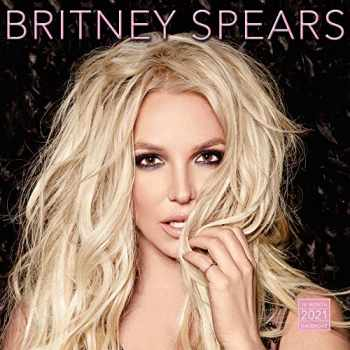 9781531909918-1531909914-2021 Britney Spears 16-Month Wall Calendar: by Sellers Publishing