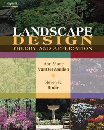 9781418012861-1418012866-Landscape Design: Theory and Application