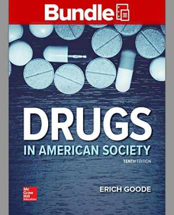9781260698954-1260698955-GEN COMBO LOOSELEAF DRUGS IN AMERICAN SOCIETY; CONNECT ACCESS CARD