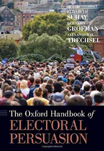 9780190860806-0190860804-The Oxford Handbook of Electoral Persuasion (Oxford Handbooks)