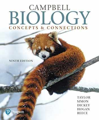 9780134240688-0134240685-Campbell Biology: Concepts & Connections Plus Mastering Biology with Pearson eText -- Access Card Package (9th Edition)